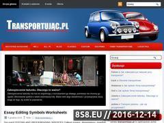 Miniaturka domeny transportujac.pl