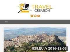 Miniaturka domeny travelcreation.pl