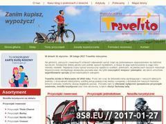 Miniaturka domeny www.travelito.pl