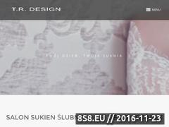Miniaturka domeny trdesign.pl