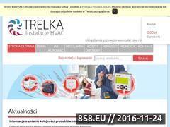 Miniaturka domeny www.trelka.com.pl