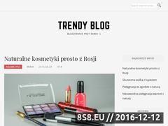 Miniaturka domeny www.trendandcoffee.pl