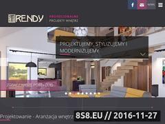 Miniaturka domeny www.trendypro.pl