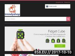 Miniaturka domeny trendyshop.pl