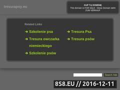 Miniaturka domeny tresurapsy.eu
