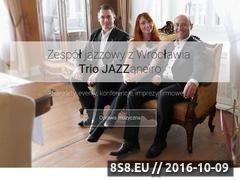 Miniaturka triojazz.pl (Zespół jazzowy Warszawa)