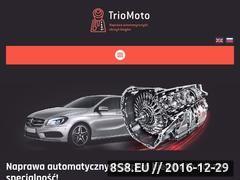 Miniaturka TrioMoto - automatyczne skrzynie biegów Poznań (www.triomoto.pl)