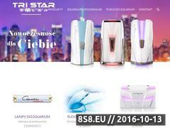 Miniaturka domeny www.tristarsolar.eu