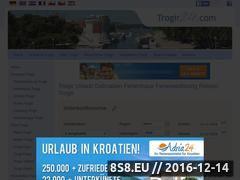Miniaturka domeny www.trogir24.com