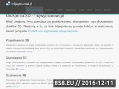 Miniaturka domeny trojwymiarowi.pl