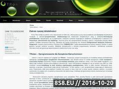 Miniaturka domeny tron.net.pl