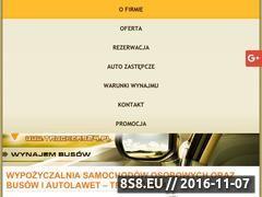 Miniaturka Wypożyczalnia samochodów Opalenica (truckers24.pl)