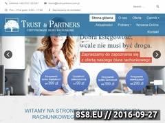 Miniaturka domeny trust-partners.com.pl