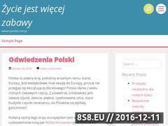 Miniaturka domeny www.trybolid.com.pl