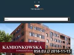 Miniaturka domeny trybonppi.pl