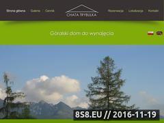Miniaturka domeny www.trybulka.pl