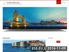 Miniaturka domeny www.trzebazobaczyc.pl