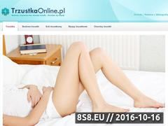 Miniaturka domeny trzustkaonline.pl