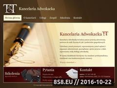 Miniaturka domeny ttadwokat.pl