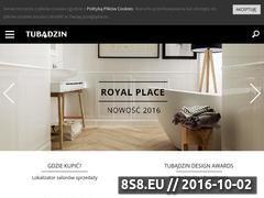 Miniaturka domeny www.tubadzin.pl