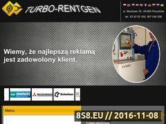 Miniaturka domeny turbo-rentgen.pl