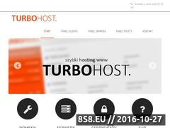 Miniaturka turbohost.pl (Usługi hostingowe Rzeszów, domeny i serwery)