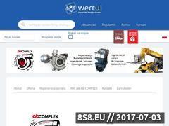 Miniaturka domeny turbosprezarki.wertui.pl