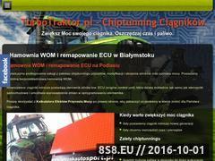 Miniaturka www.turbotraktor.pl (Chiptunning ciągników)
