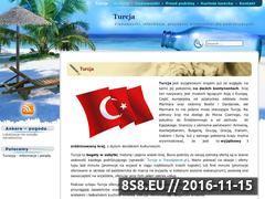 Miniaturka domeny turcja-wycieczki.pl