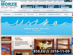 Miniaturka domeny www.turystycznybaltyk.pl