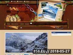 Miniaturka turystykagorska.broznik.pl (Galerie zdjęć iopisy szlaków górskich)