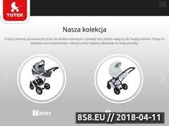 Miniaturka tutek.pl (Wózki dziecięce)