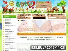 Miniaturka domeny www.tututu.pl