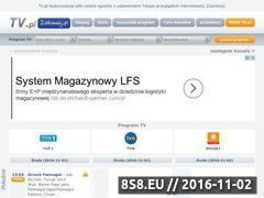 Miniaturka domeny www.tv.pl