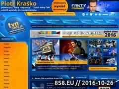Miniaturka domeny www.tvnfakty.pl