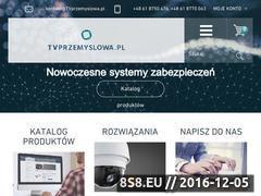 Miniaturka domeny www.tvprzemyslowa.pl