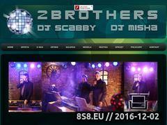 Miniaturka domeny www.twobrothers.com.pl