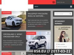 Miniaturka domeny www.twoj-opel.pl