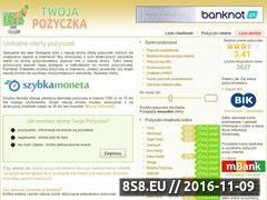 Miniaturka twoja-pozyczka.pl (Spis firm udzielających pożyczek internetowych)