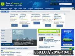 Miniaturka domeny www.twojaeuropa.pl