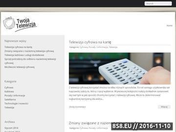 Zrzut strony Twoja telewizja - filmy i seriale online