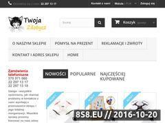 Miniaturka domeny twojazdobycz.pl
