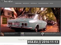 Miniaturka domeny www.twoje-ac.pl