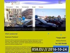 Miniaturka domeny www.twojeulotki.strefa.pl