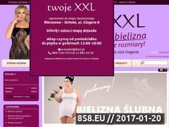 Miniaturka domeny twojexxl.pl