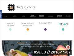 Miniaturka domeny twojkucharz.pl