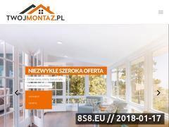 Miniaturka domeny twojmontaz.pl