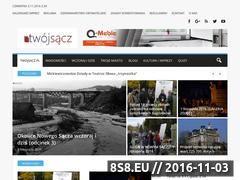 Miniaturka domeny twojsacz.pl