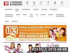 Miniaturka domeny tygodnikbydgoski.pl
