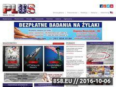 Miniaturka www.tygodnikplus.com (Wiadomości i ogłoszenia dla Polonii w USA)